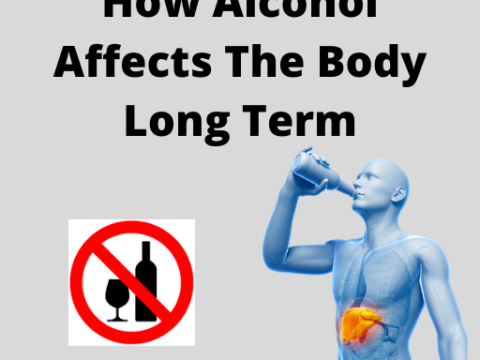 How Alcohol Affects The Body Long Term
